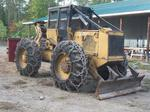 WHEEL SKIDDER Caterpillar