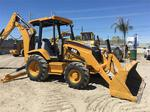 BACKHOE LOADER Caterpillar