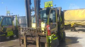 2012 HYSTER H155FT