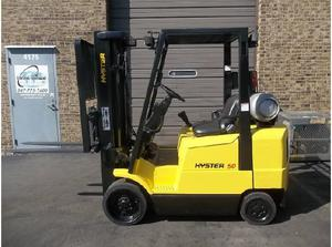 1996 HYSTER S50XM