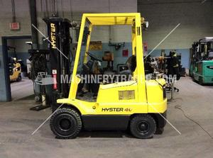 2004 HYSTER H40XMS