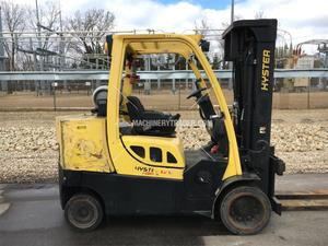 2006 HYSTER S120FTS