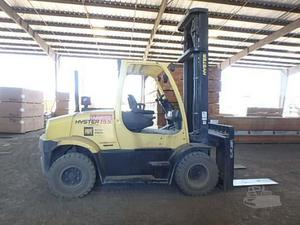 2013 HYSTER H155FT