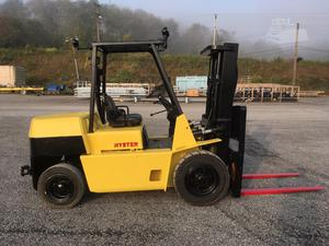 1996 HYSTER H80XL