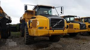 2008 VOLVO A40D