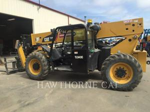 Caterpillar TL943C, Construction