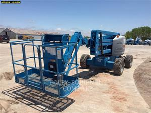 Genie Z45/25JD4, Construction
