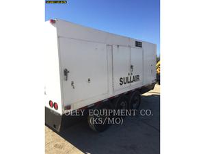 Sullair 1150XHA, Construction