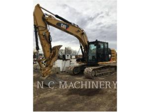 Caterpillar 316E L, Construction