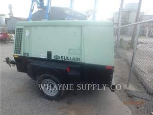 Sullair 375CFM, Construction