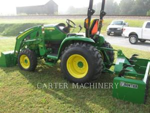 DEERE & CO.  DER 3033R 2015