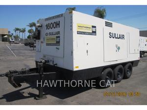 Sullair 1600HF DTQ-CA3, Construction