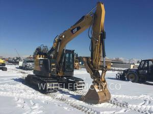 Caterpillar 314E LTHCG, Construction