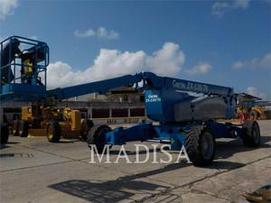 Genie Z135, Construction