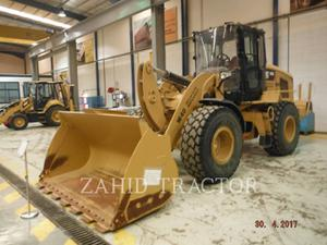 Caterpillar 930K, Construction