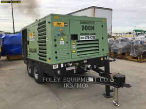 Sullair 900HAF, Construction