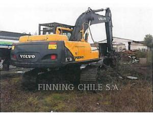 Volvo EC210B LC, Construction