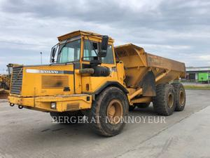 Volvo A25C, Construction