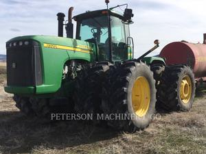 DEERE & CO.  JD9320 2006