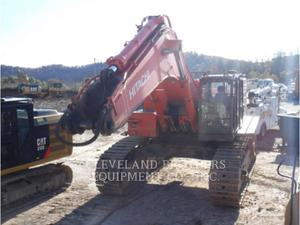 Hitachi ZX650LC-3, Construction