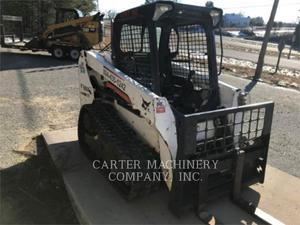 Bobcat BOB T550, Construction