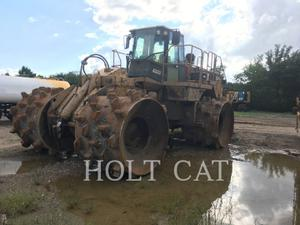 Caterpillar 836H, Construction