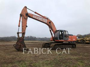 Hitachi EX330LC-5, Construction