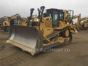 Caterpillar D6T XL, Construction