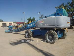 Genie 125 4WD MANLIFT, Construction