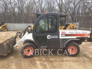 Bobcat 5600, Grounds Care