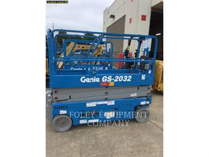 Genie GS2032, Construction
