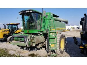 John Deere & CO. 9670STS, Agriculture