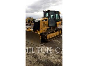 Caterpillar D4K2XL, Construction