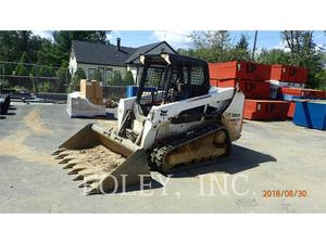 Bobcat T550, Construction