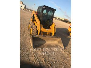 Caterpillar 236DSTD1CA, Construction
