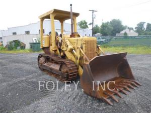 Caterpillar 941B, Construction