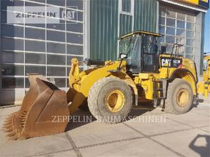 Caterpillar 966KXE, Construction