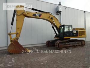 Caterpillar 349D2L, Construction