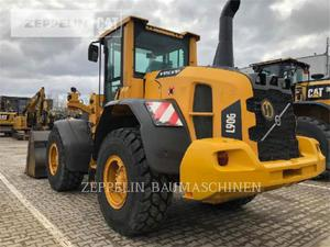 Volvo L90H, Construction