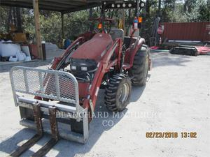 Case IH D40, Agriculture