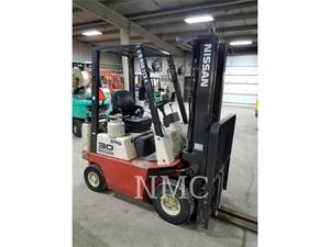 Nissan FORKLIFTS APJ01A15PV_NI, Material Handling