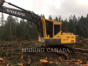 Volvo EC240BLC, Forestry Equipment