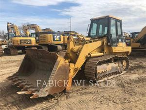 Caterpillar 963CLGP, Construction