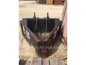 TINK 520 CLAW BUCKET, Construction