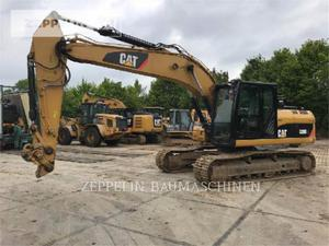 Caterpillar 320DL, Construction