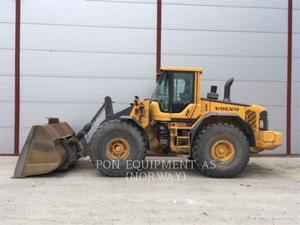 Volvo L120F, Construction