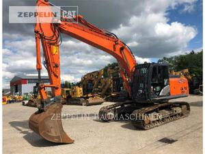 Hitachi ZX210, Construction