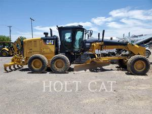 Caterpillar 120M2 AWD, Construction