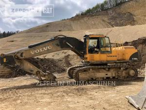 Volvo EC700BLC, Construction