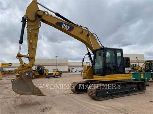 Caterpillar 325FL, Construction